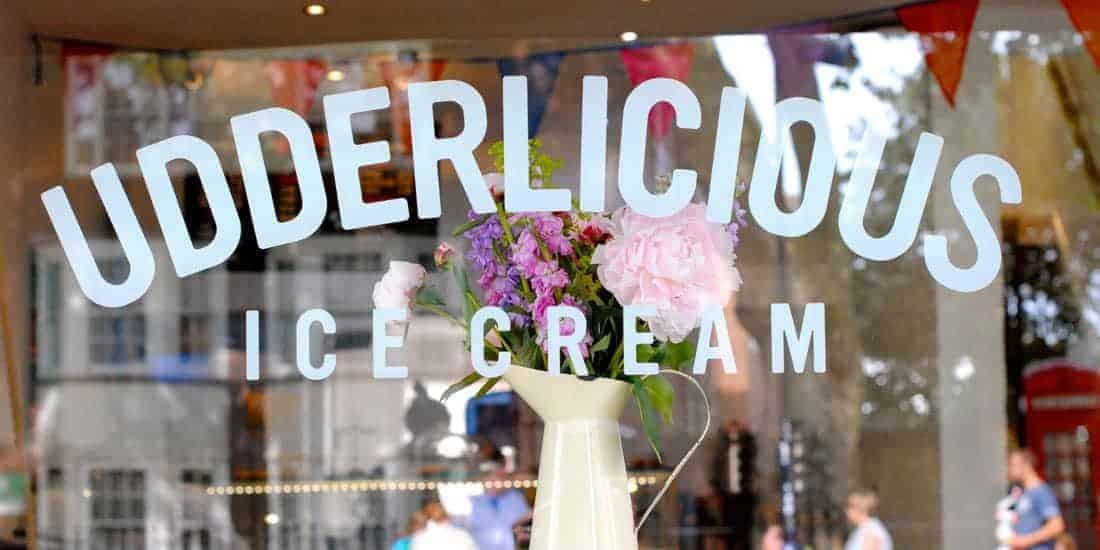 Ice Cream in London