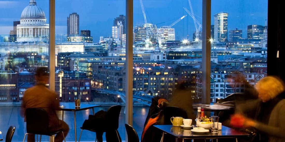 The Best Museum Restaurants And Cafés In London