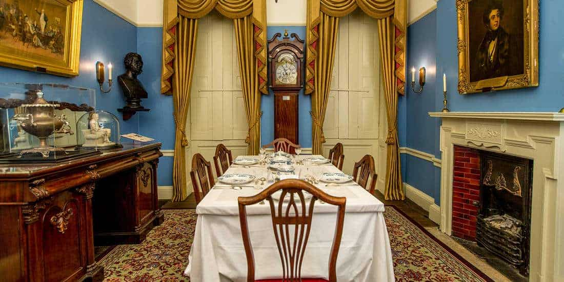 A Literary London Tour   Charles Dickens Museum