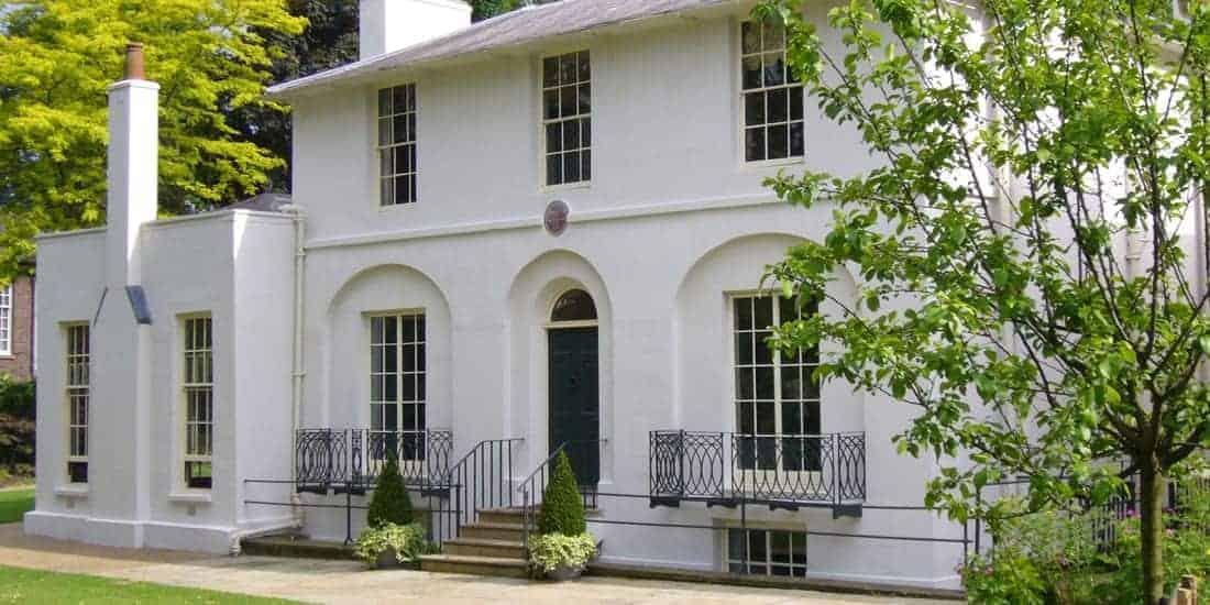 A Literary London Tour   Keats House