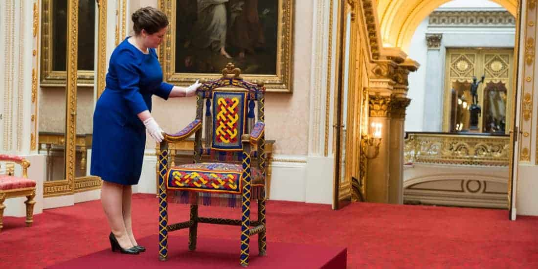 London in July | Buckingham Palace Summer Opening