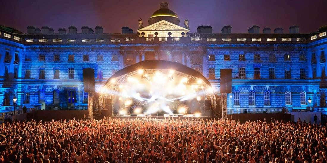 London in July | Summer Series At Somerset House