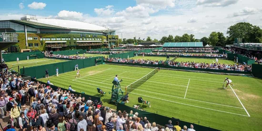 London in July | Wimbledon