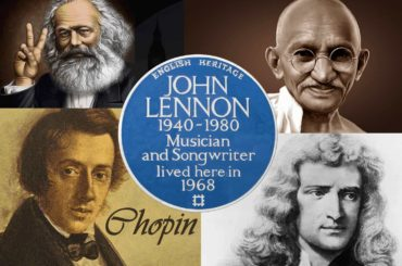 London blue plaques