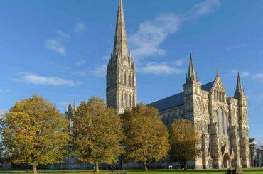 Salisbury Cathedral tour