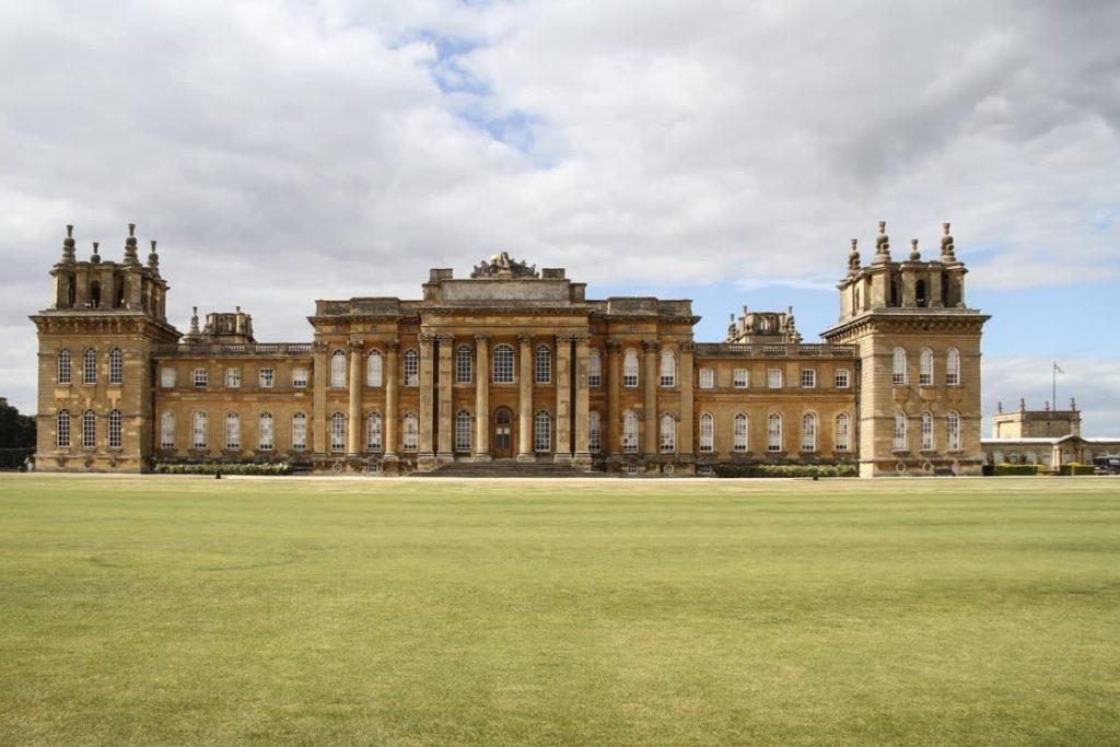 blenheim palace oxfordshire