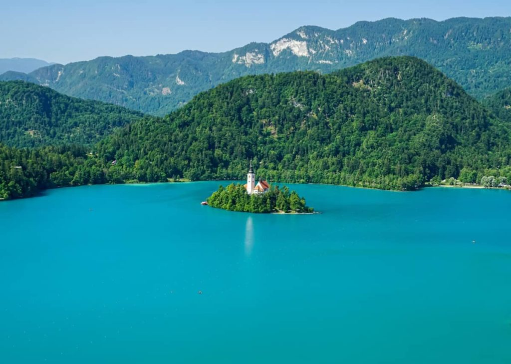lake bled coach tour slovenia