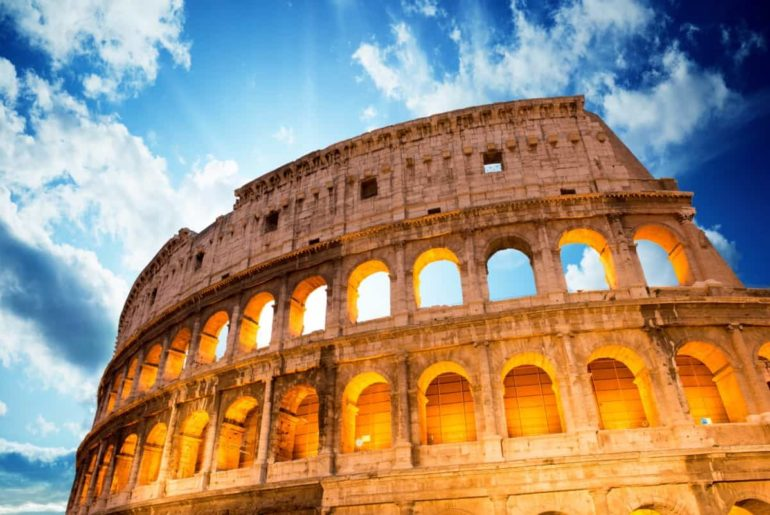Top 5 Historic Sites in Europe