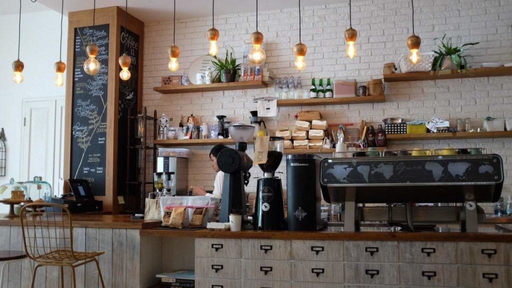 coffee shop in london