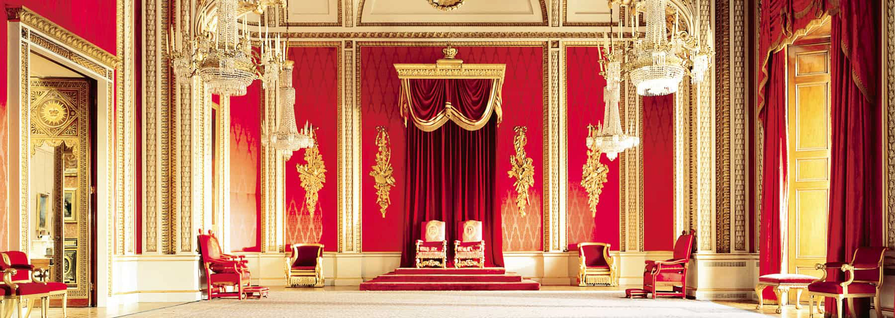 buckingham palace state rooms tour